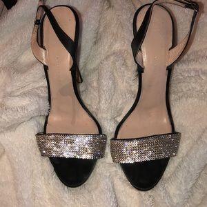 Beautiful evening shoes